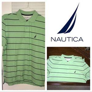 Nautica Polo Shirt Large